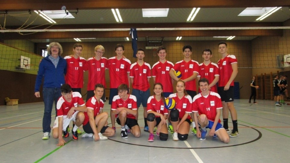 Volleyball Kreismeister Dez2017